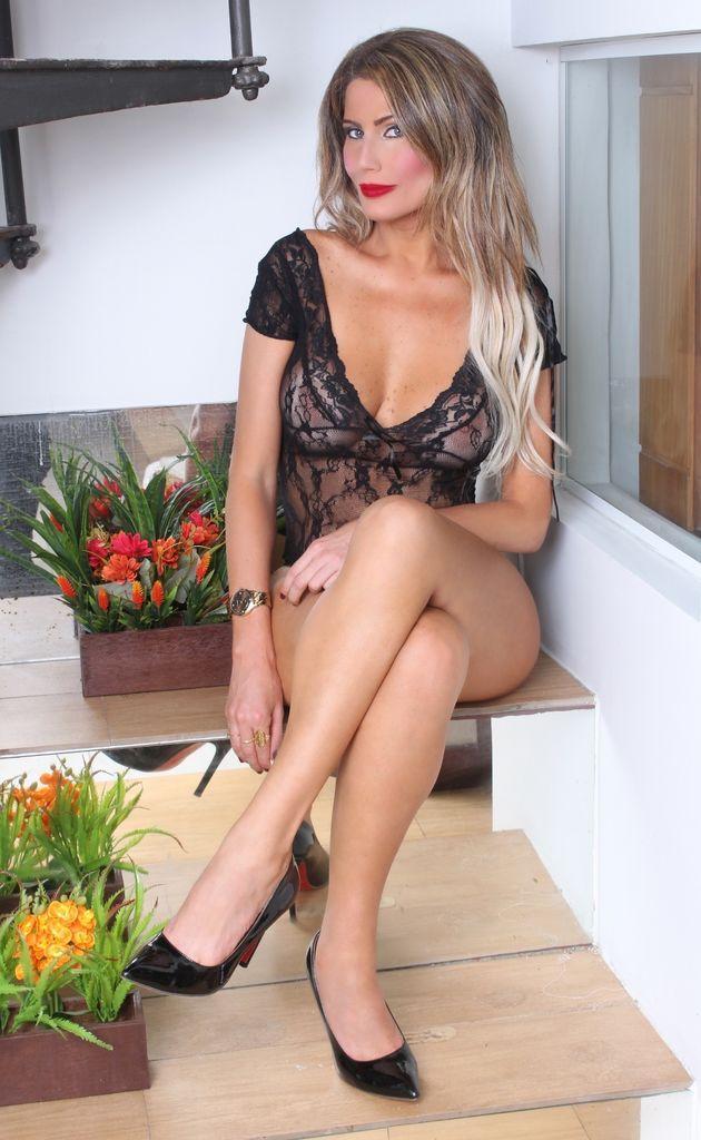 Travesti Angélica Castro sensual