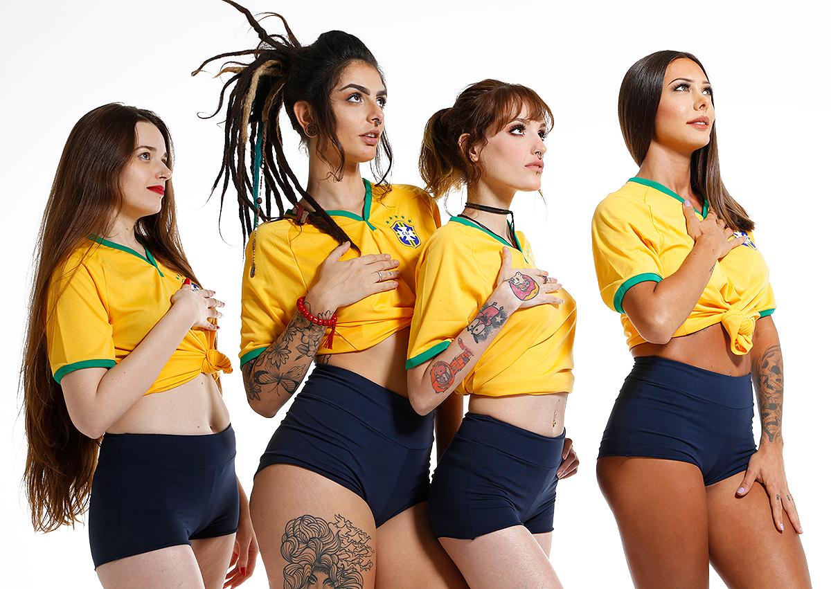 Privezetes brasileiras gostosas